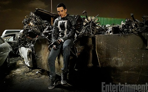 Agents of S.H.I.E.L.D Ghost Rider