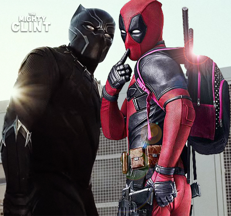 Deadpool 2 vs Black Panther