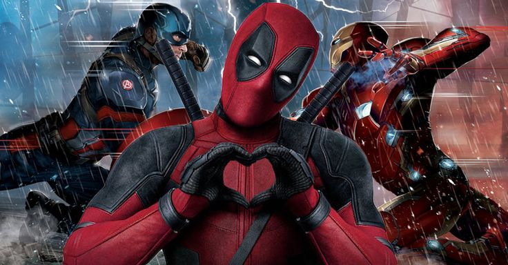 Photo of What If Deadpool Was Cast In Civil War?