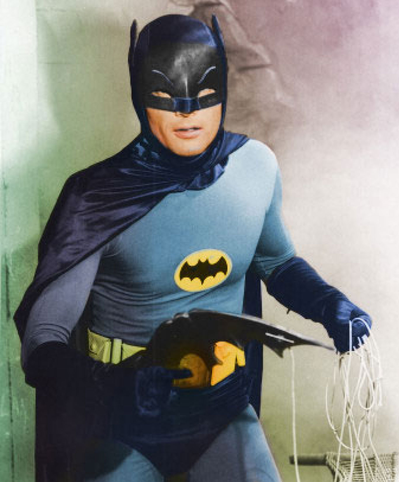 Who Played The Best BATMAN Ever?