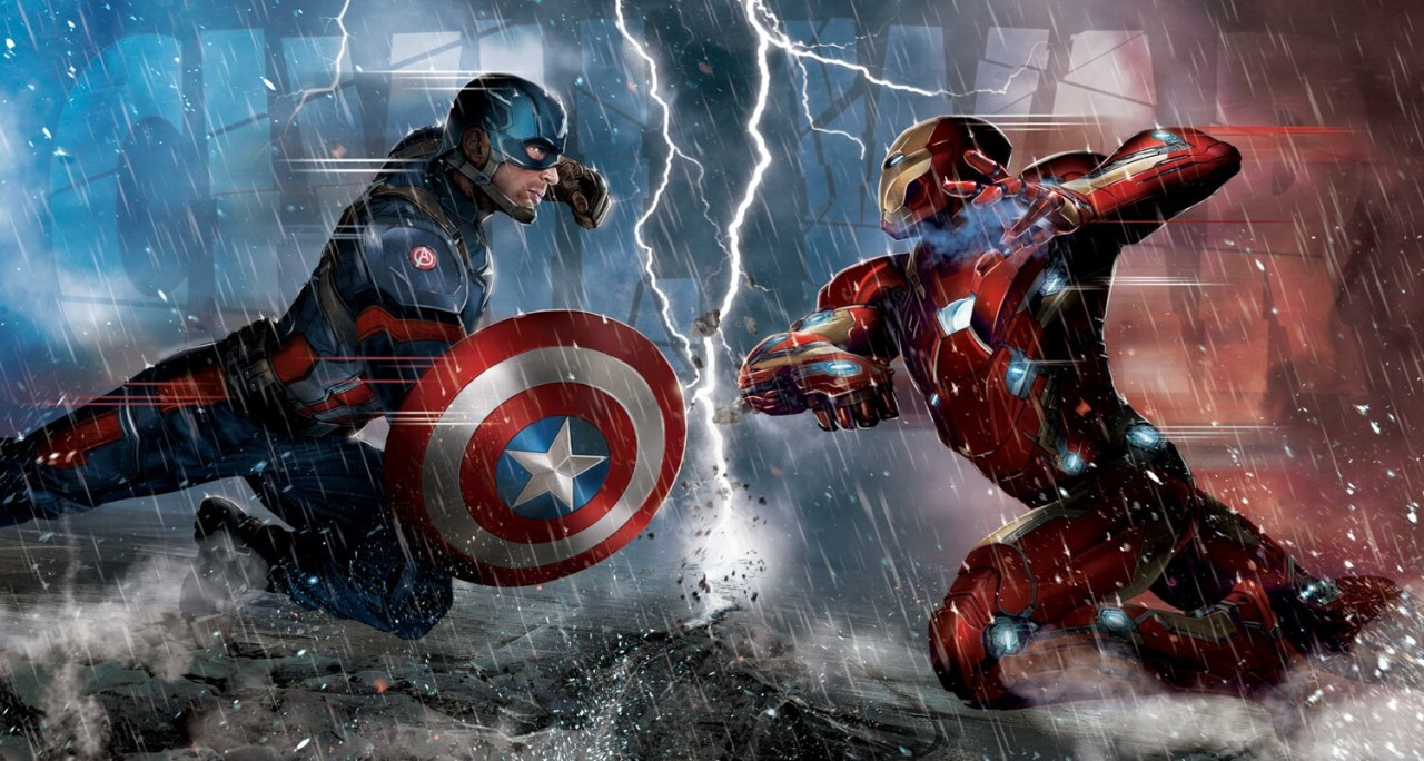 Photo of Marvel Released New Captain America: Civil War Concept Art And It's FANTASTIC