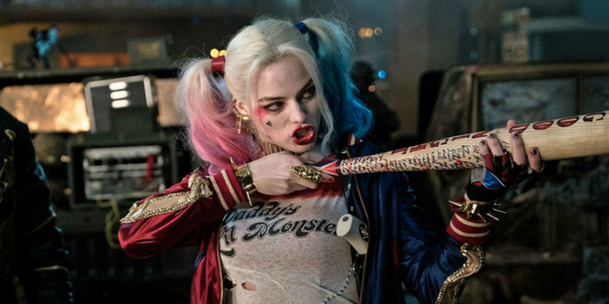 harley-quinn Suicide Squad