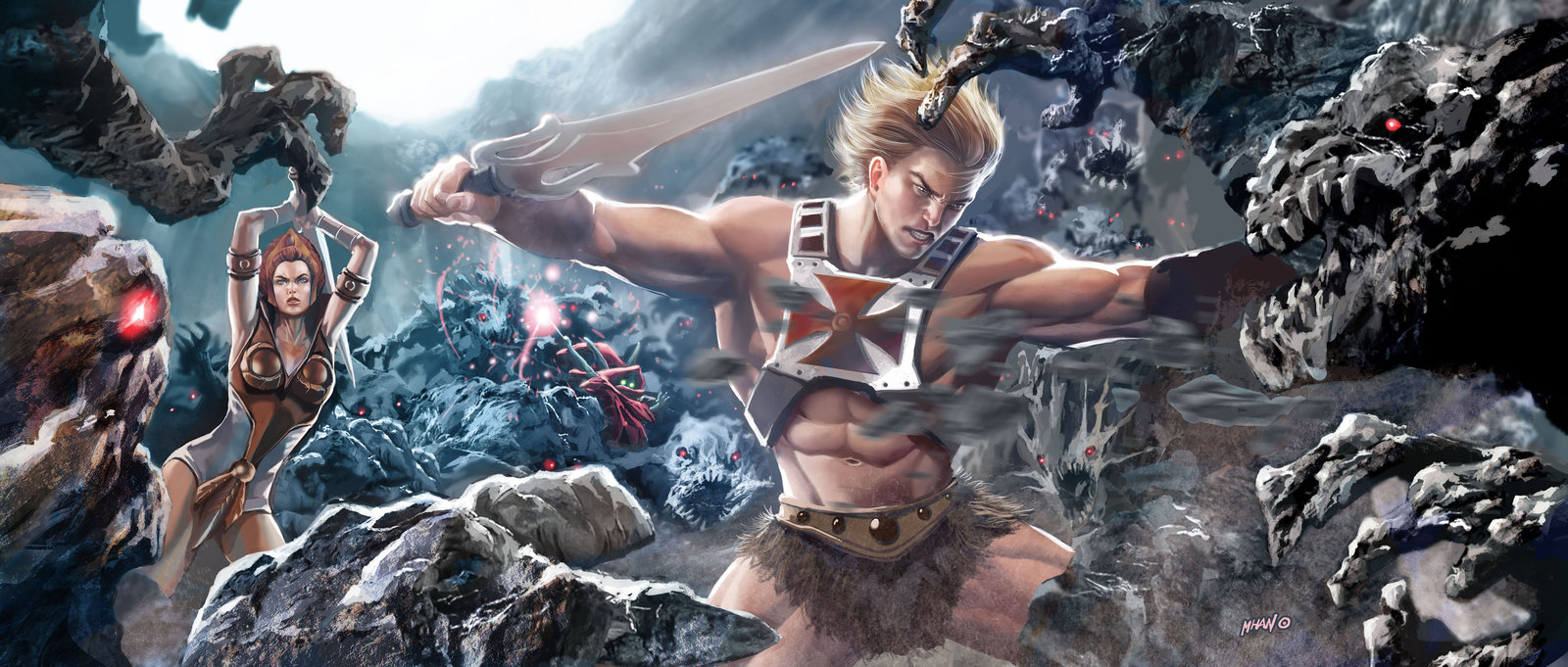 Photo of Everything we know about He-Man And The Masters of The Universe Movie