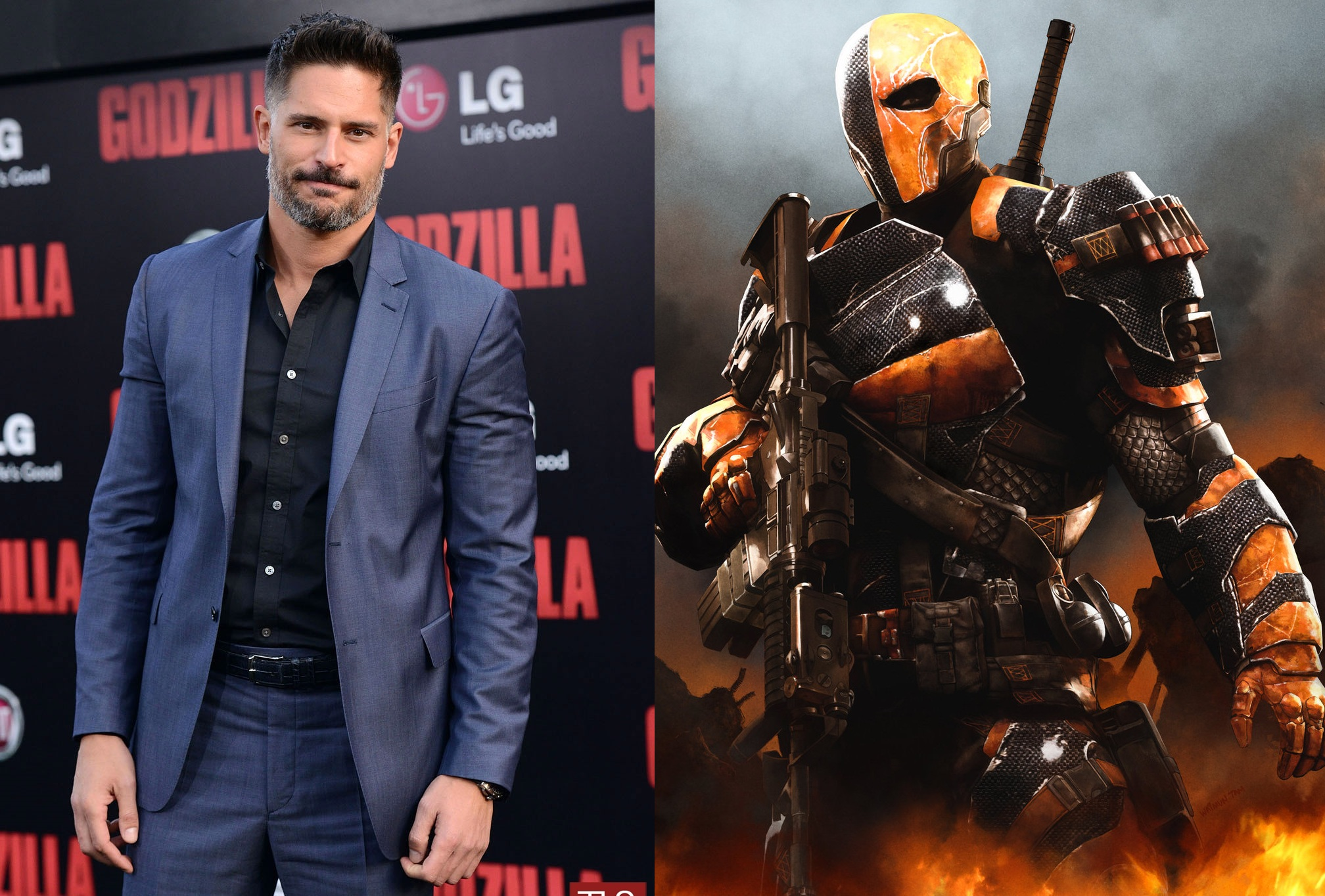 Photo of Deathstroke Creator Gives His Blessings To Actor Joe Manganiello
