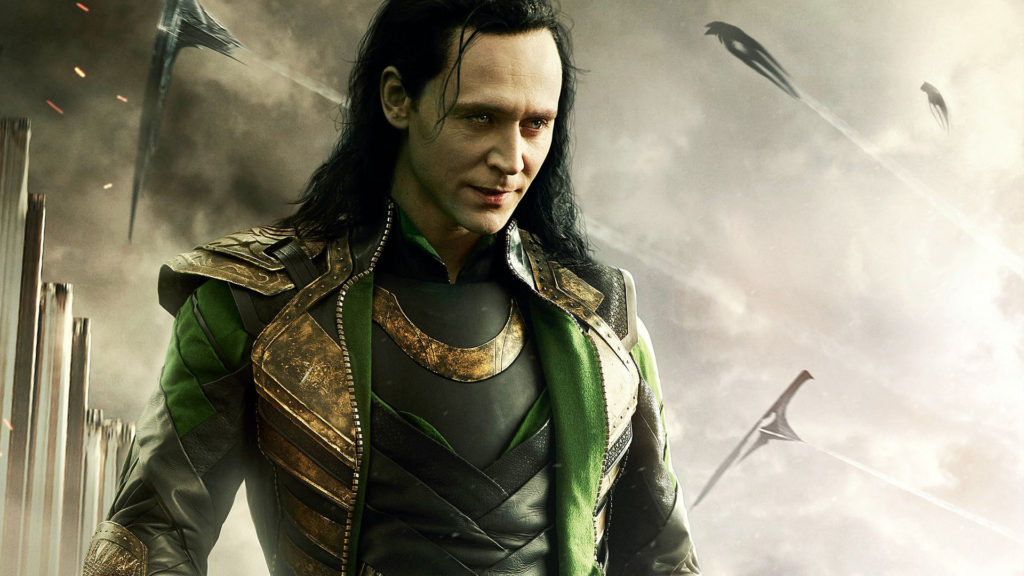 Loki-Salute