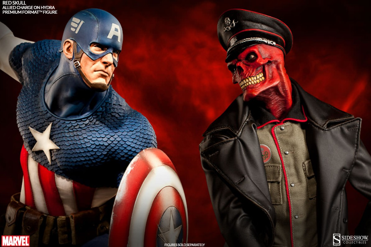 Red Skull Actor Surprises Marvel Fans With His Remarks on ...