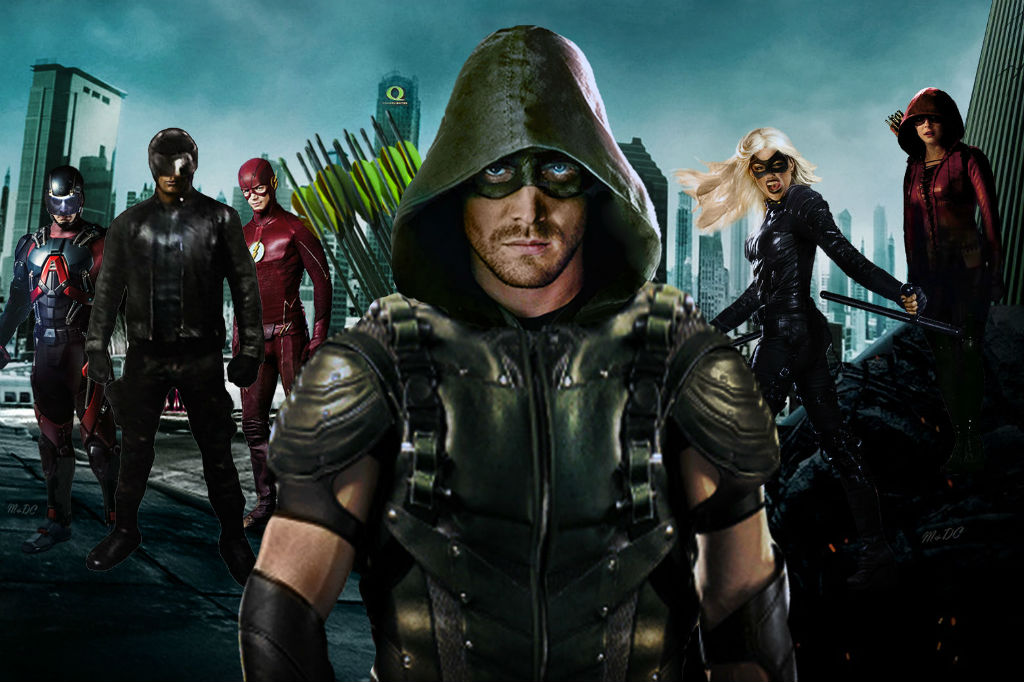 Photo of Arrow Season 5: Here's What You Need to Know about New Team Arrow