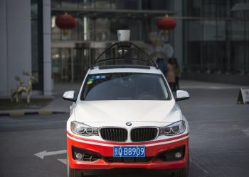 driverless car baidu