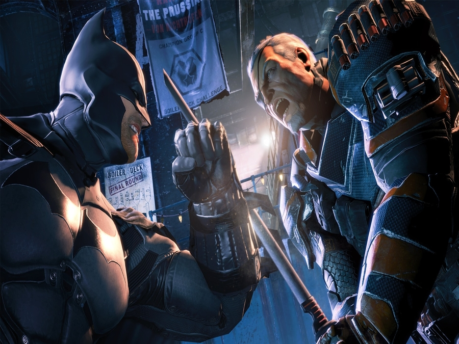Photo of Batman v Deathstroke: Who will be the Winner of this EPIC Battle?