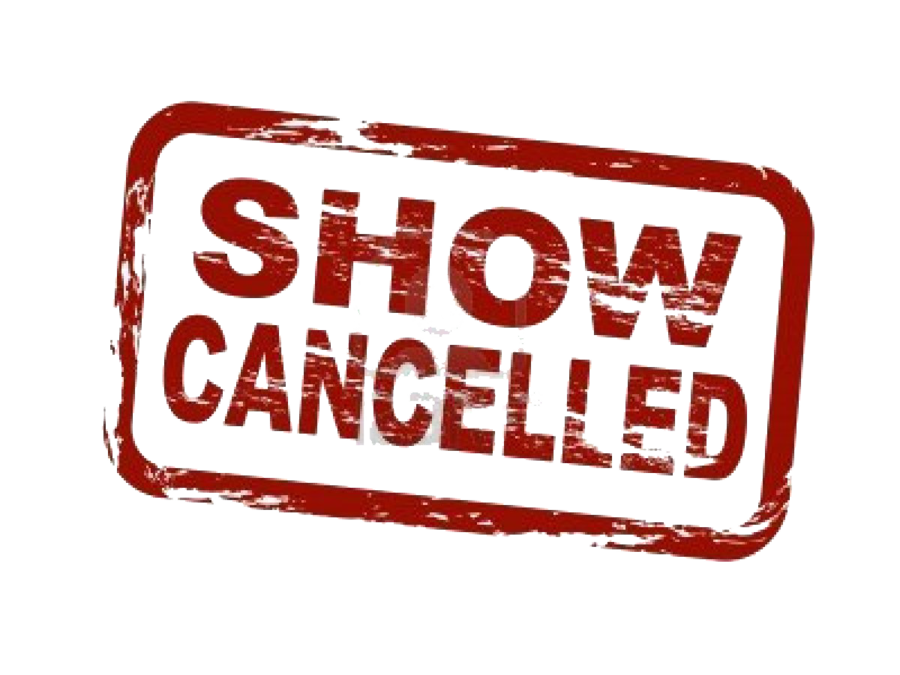 tv show cancelled