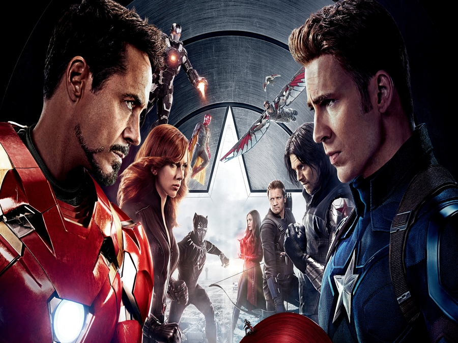 Photo of These 2 Avengers Almost Had a Fight in Captain America: Civil War