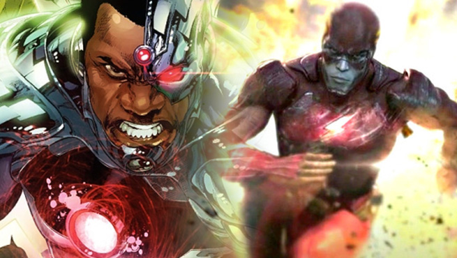 Photo of The FLASH and CYBORG Get Awesome New Suits That Will BLOW YOUR MIND [Check It Out]