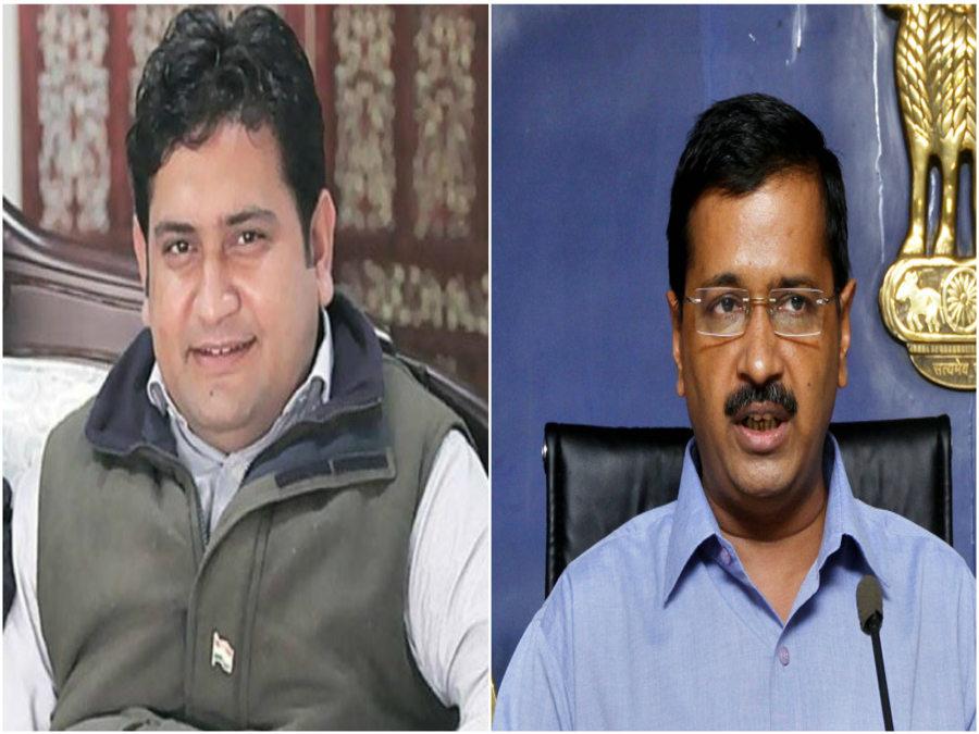 "Photo of Is Sandeep Kumar ""Eklavya"" while Arvind Kejriwal ""Dronacharya"" in AAP?"
