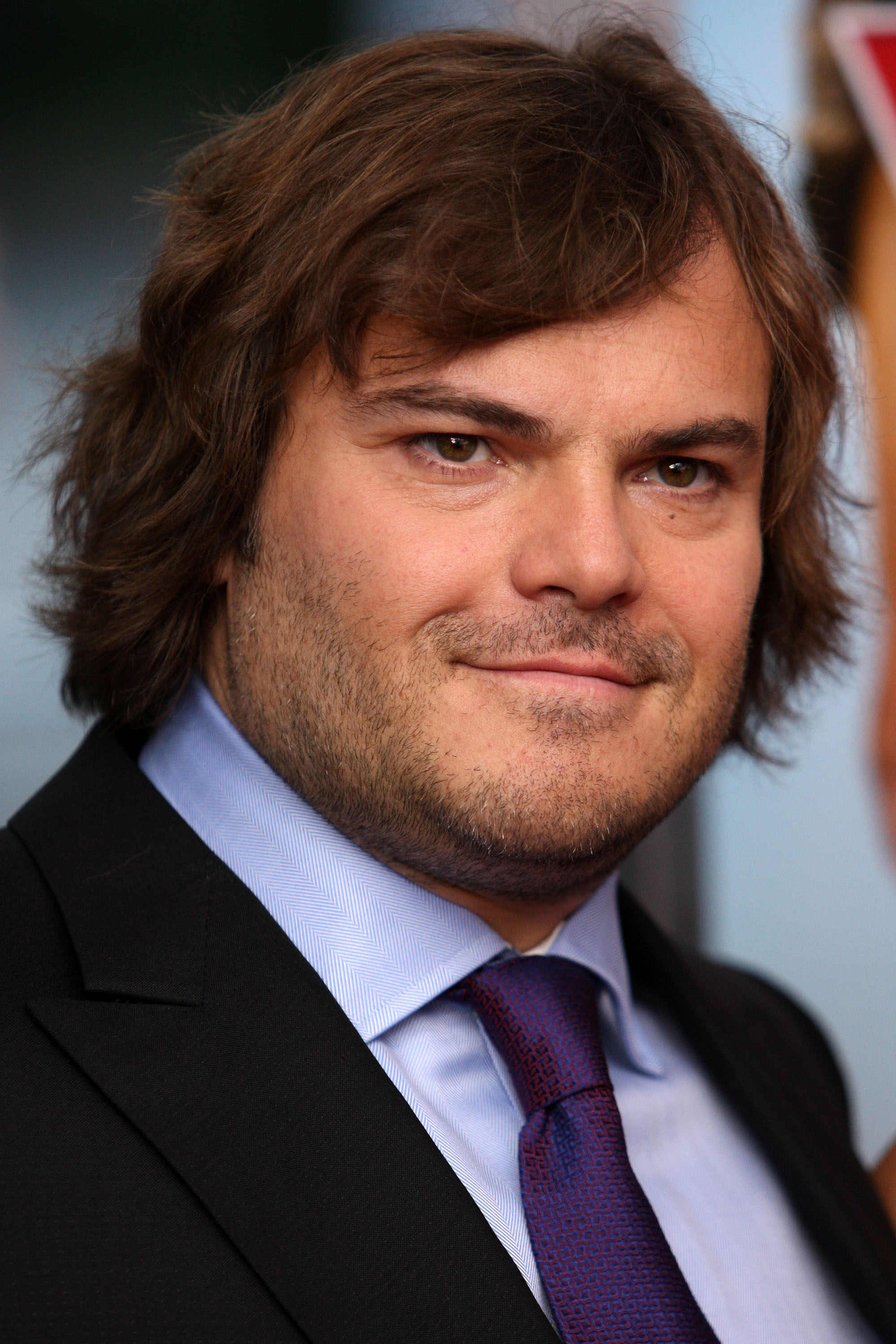 """NEW YORK - JUNE 15: Actor Jack Black attends the Columbia Pictures world premiere of """"Year One"""" at AMC Lincoln Square on June 15, 2009 in New York City. (Photo by Bryan Bedder/Getty Images)"""