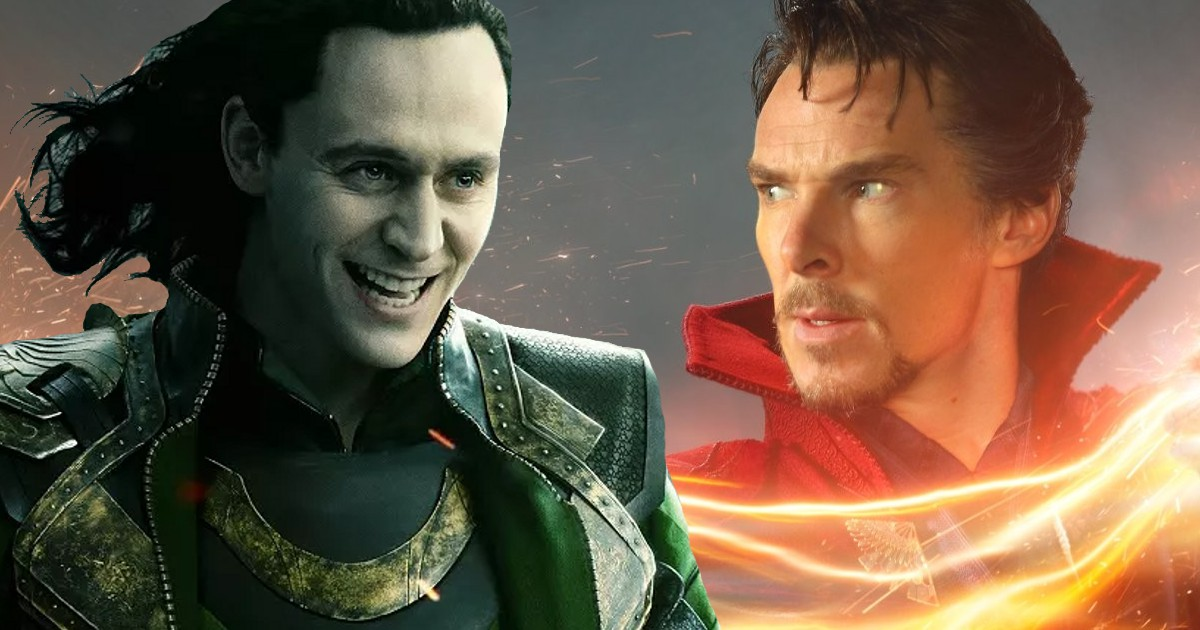 Photo of What Will Happen When Doctor Strange Interviews Loki?