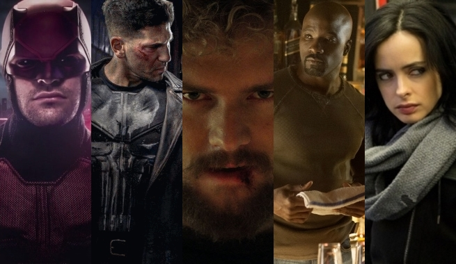Cancelled Marvel Netflix Characters