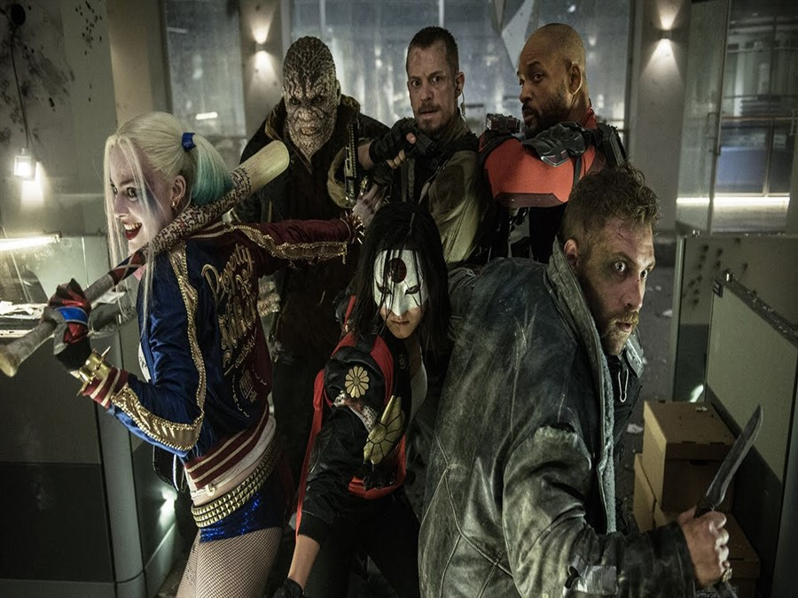 Photo of Suicide Squad Beats Man Of Steel At The Box Office