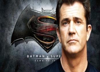 mel gibson batman v superman