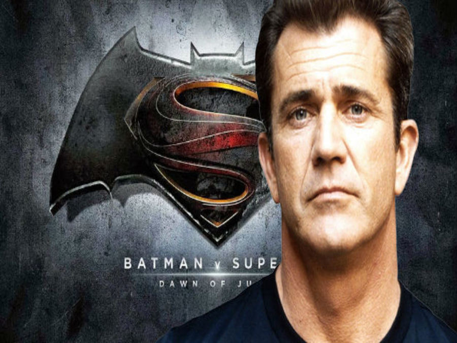 mel gibson batman v superman