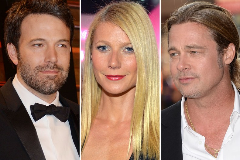 Photo of 4 Actor Friends Who DATED Same Person
