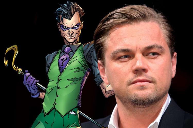 4 Times Leonardo DiCaprio Almost Played A Comic-Book Character  Leonardo Dicaprio Riddler