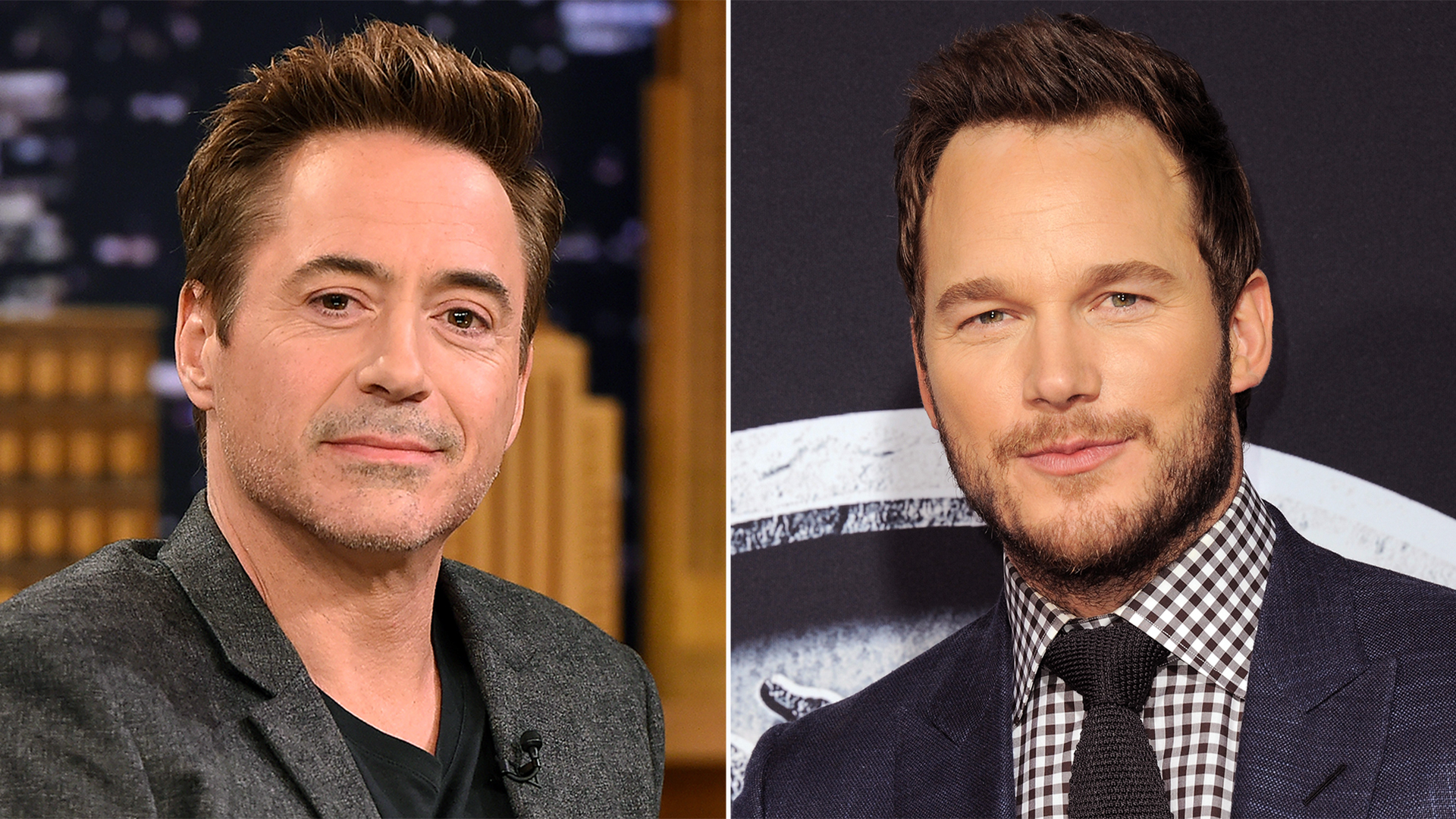Robert Downey Jr. Sent Chris Pratt The Greatest 'Jurassic World' Meme