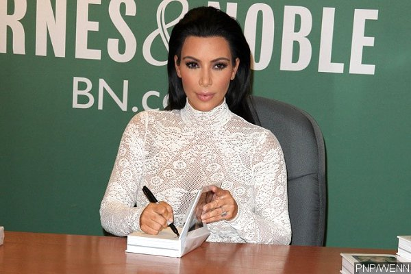 Kim Kardashian appears at Barnes & Noble for a book signing for her new book 'Selfish' in New York City Featuring: Kim Kardashian Where: New York City, New York, United States When: 05 May 2015 Credit: PNP/WENN.com