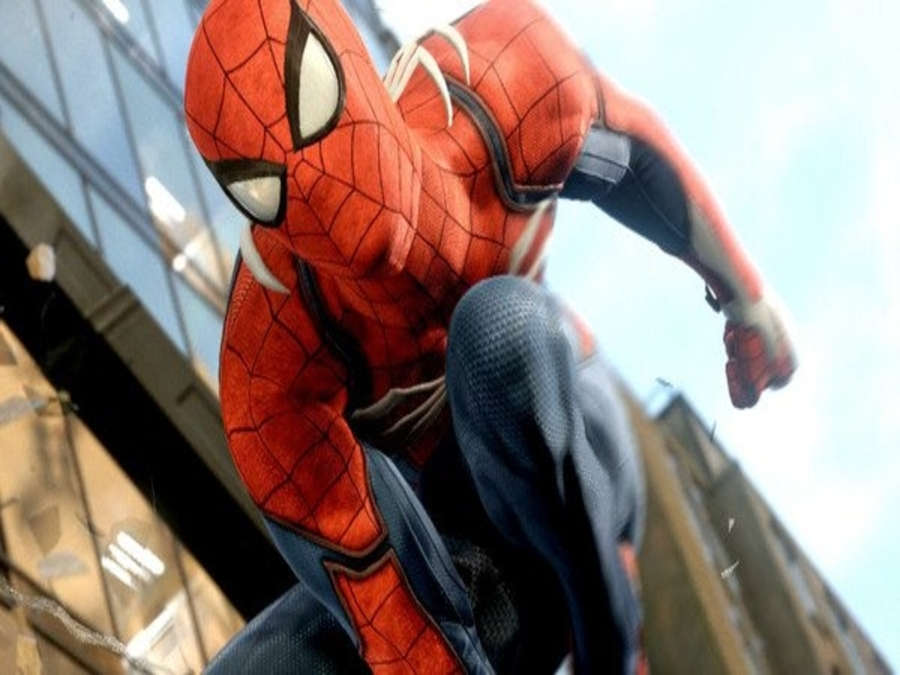 Photo of Tom Holland shares a new Spider-Man picture and it's just FANTASTIC