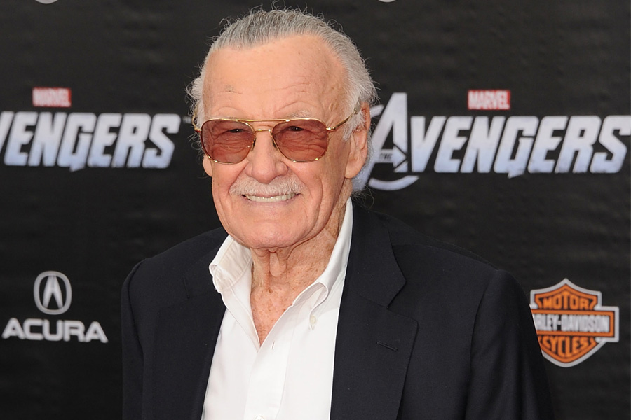 marvel stan-lee