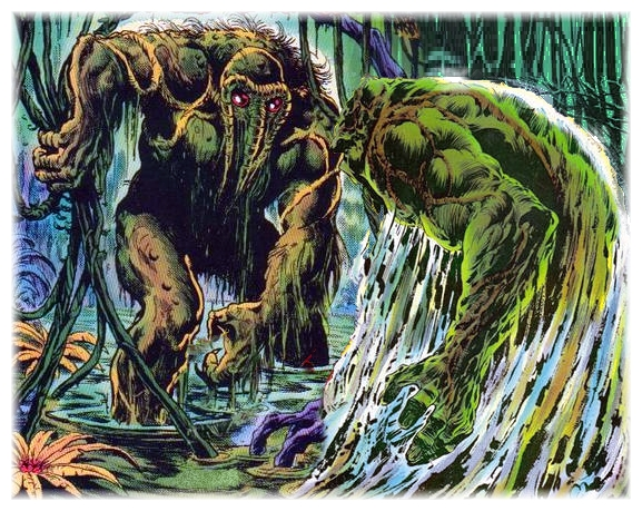 Swamp Thing Rotten Tomatoes