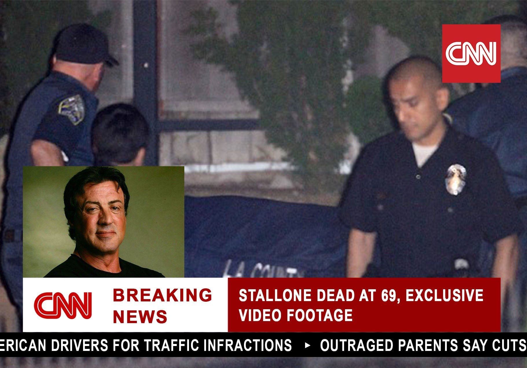 Photo of Truth Behind Sylvester Stallone's Death-Hoax Revealed