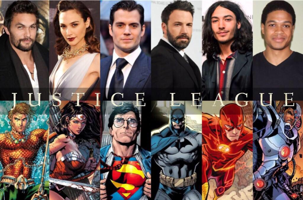 Justice League Cast Fight A Real World Problem - QuirkyByte