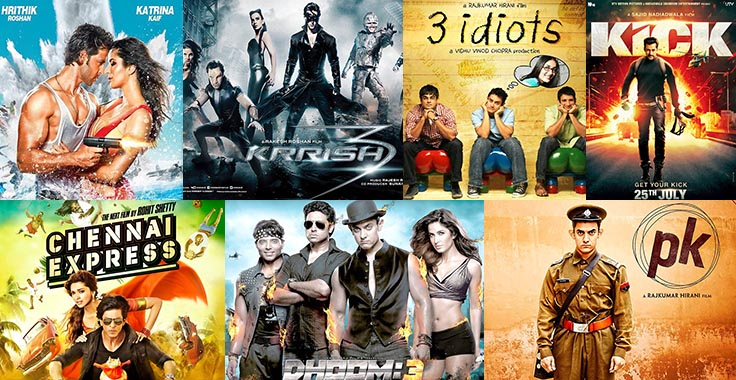 Photo of 7 Highest Grossing Movies in Bollywood