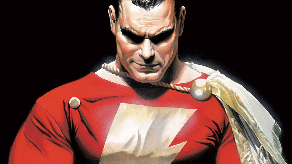 Photo of This is The Guy Who Will Play SHAZAM in The DC Cinematic Universe