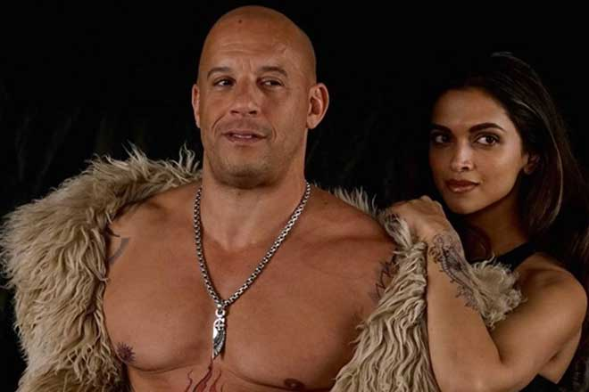 xXx The Return of Xander Cage vin diesel