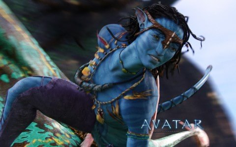 1 Take a look at these 4 Female Actors who are Hollywood's Action Heroes Neytiri - Avatar