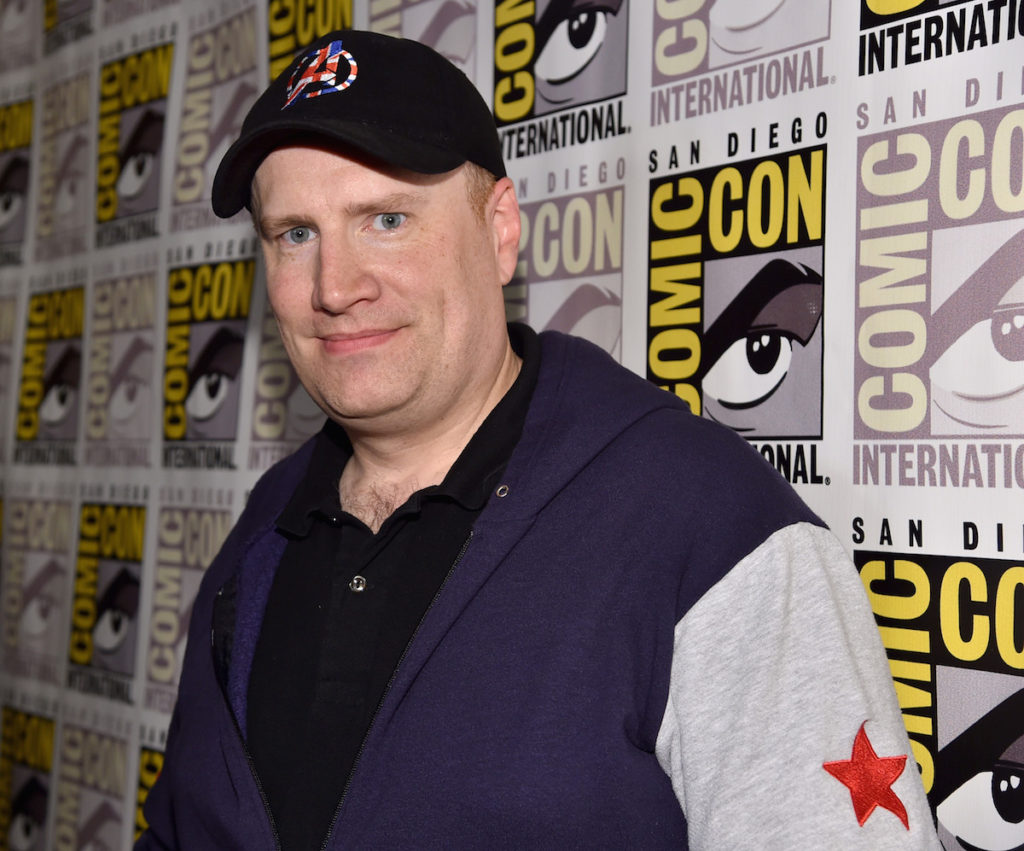 """Marvel's Hall H Press Line For """"Ant-Man"""" And """"Avengers: Age Of Ultron"""""""