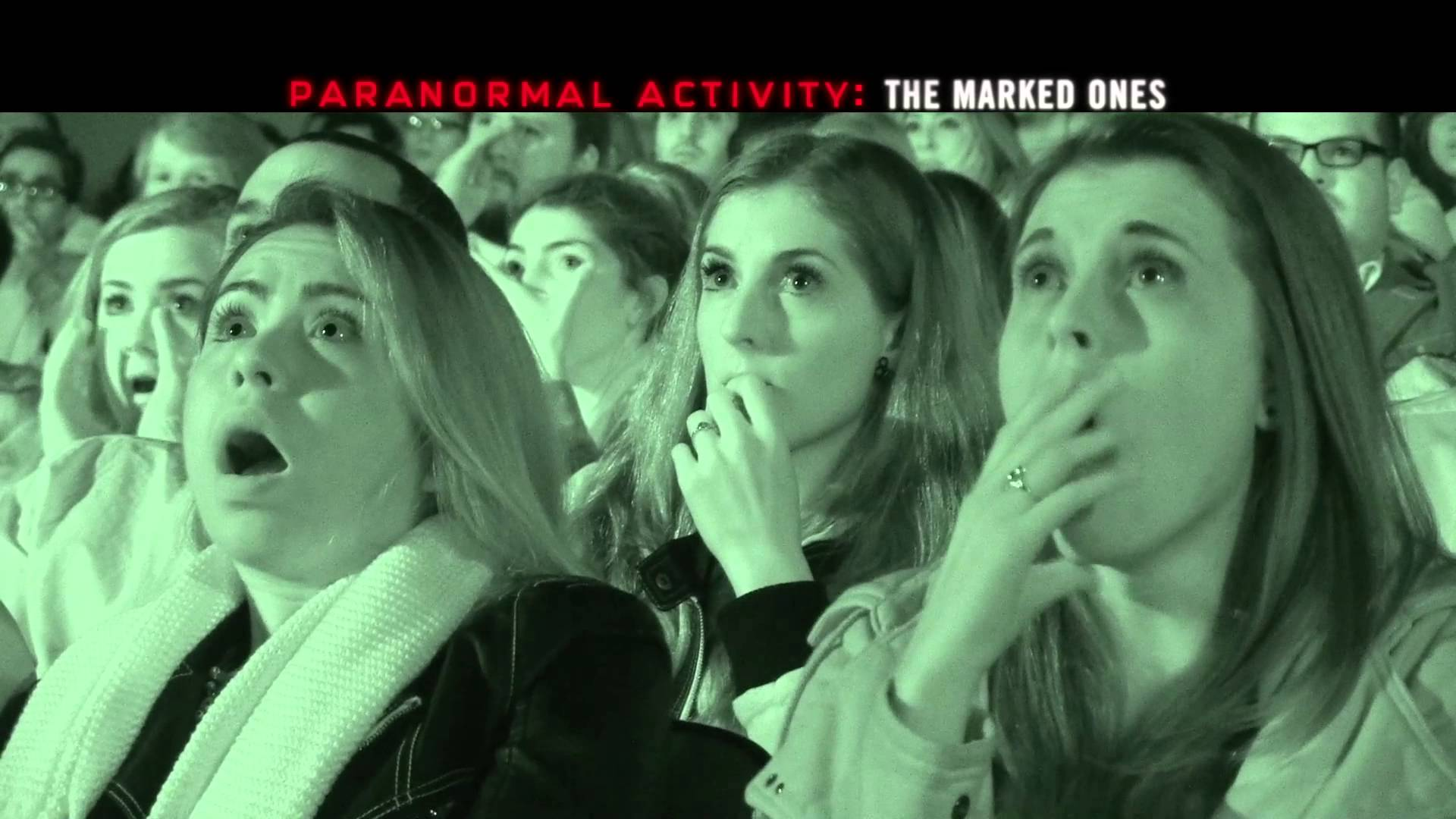4 Paranormal Activity