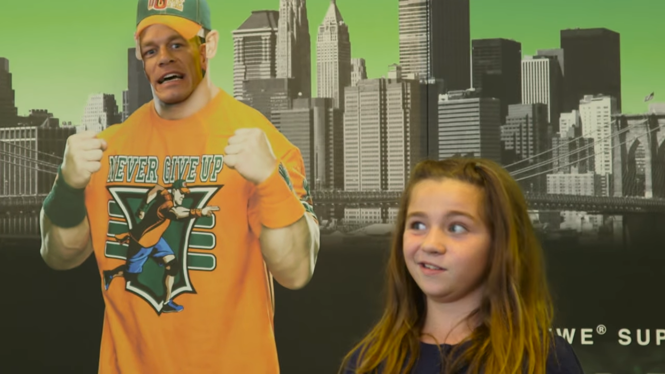 Photo of This Unexpected John Cena Prank Will Make Your Day & Leave you Smiling