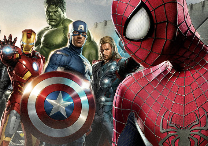 avengers-spider-man-marvel