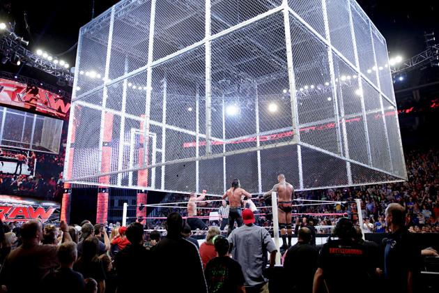 Photo of 4 Best Hell In a Cell  Matches Ever!