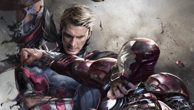 Photo of 3 Popular Iron Man-Captain America Fights In MCU