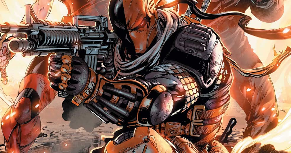 Facts About Deathstroke Deadliest DC Villain