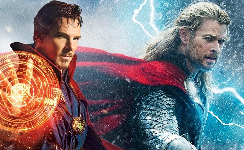 doctor strange Thor: Ragnarok