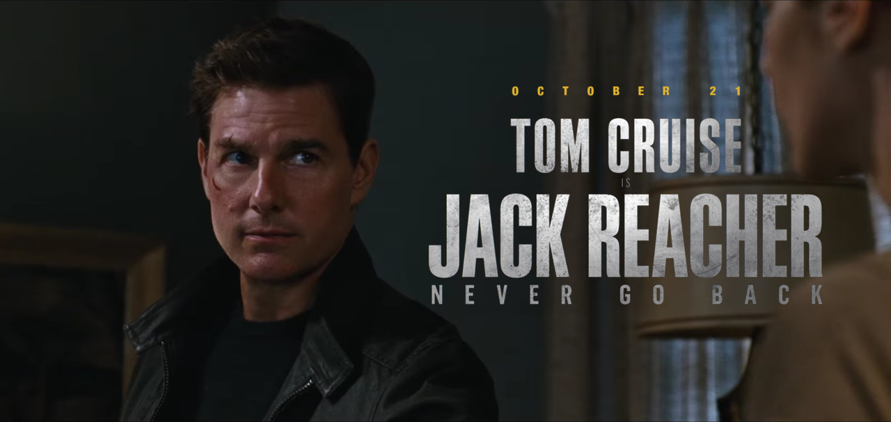 Photo of Jack Reacher Would Have To Go Back Soon!