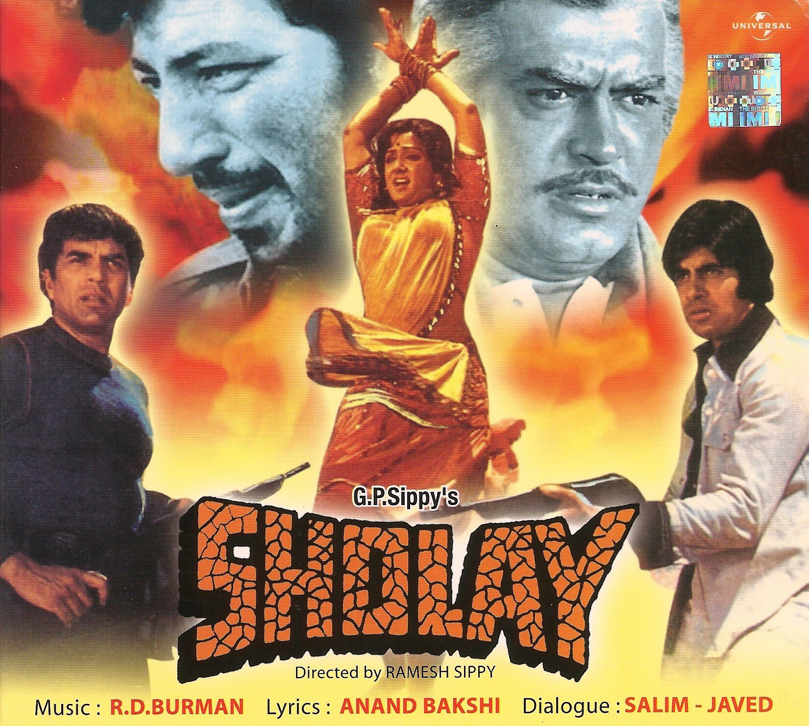 Photo of 6 Remarkable Facts About The Legendary Movie Sholay