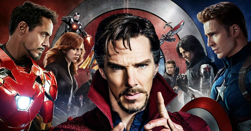 Photo of Will Doctor Strange Be Able To REUNITE The Avengers?