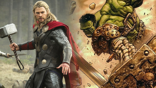 Photo of A Major Character From Planet Hulk To Appear On Thor Ragnarok