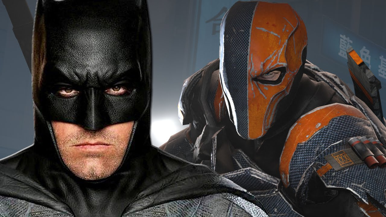 Photo of Here's Why Deathstroke Is The Perfect VILLAIN For The Batman