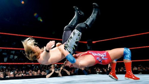 tapped wwe
